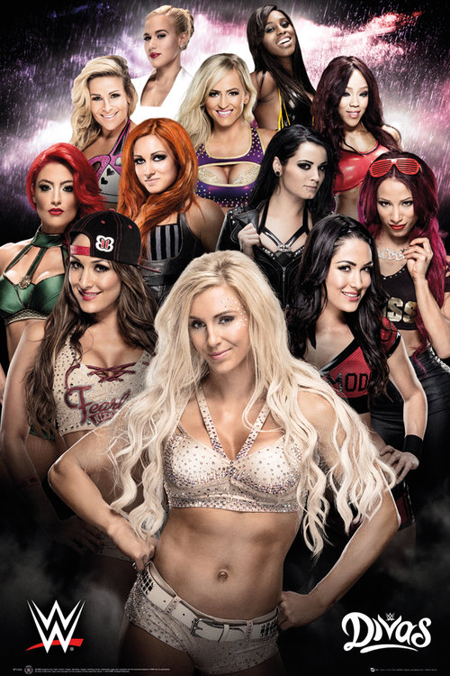 Poster WWE  223565