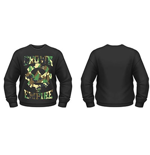Sweatshirt Crown the Empire 223599