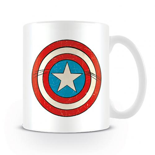 Tasse Captain America Shield