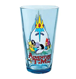 Glas Adventure Time