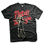 T-Shirt Friday the 13th 224509
