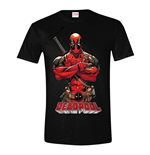 T-Shirt Deadpool 224629