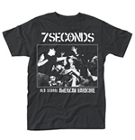 7 Seconds T-Shirt OLD SCHOOL AMERICA