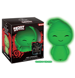 Nightmare Before Christmas Dorbz Vinyl Figur Oogie Boogie Glow in the Dark 8 cm