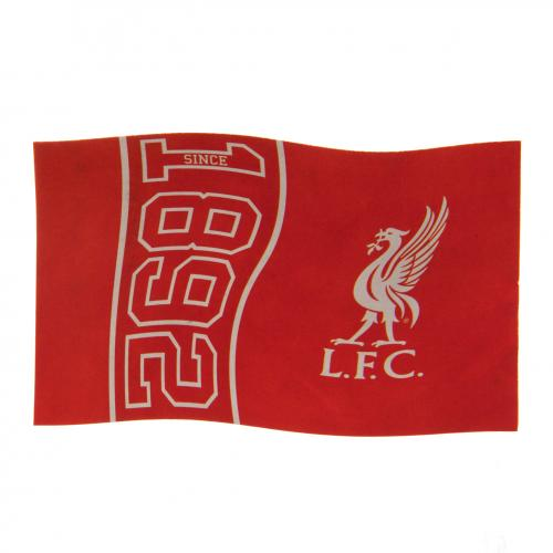 Flagge Liverpool FC  gross