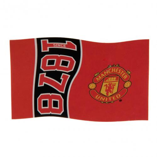 Flagge Manchester United FC