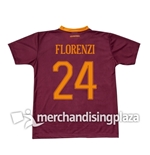 Trikot AS Roma Home 2016/17 Florenzi 24 Replik