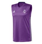 T-Shirt Real Madrid 2016-2017 (Violett)