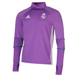 Sweatshirt Real Madrid 2016-2017 (Violett)