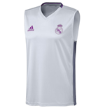 T-Shirt Real Madrid 2016-2017 (Weiss)