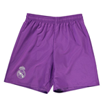 Shorts Real Madrid 2016-2017 Away (Violett)