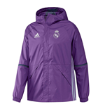 Jacke Real Madrid 2016-2017 (Violett)
