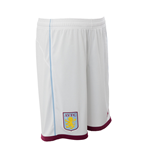 Shorts Aston Villa 2016-2017 Home (Weiss)