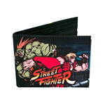 Geldbeutel Street Fighter