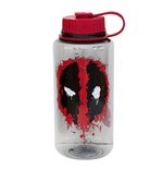 Trinkflasche Deadpool