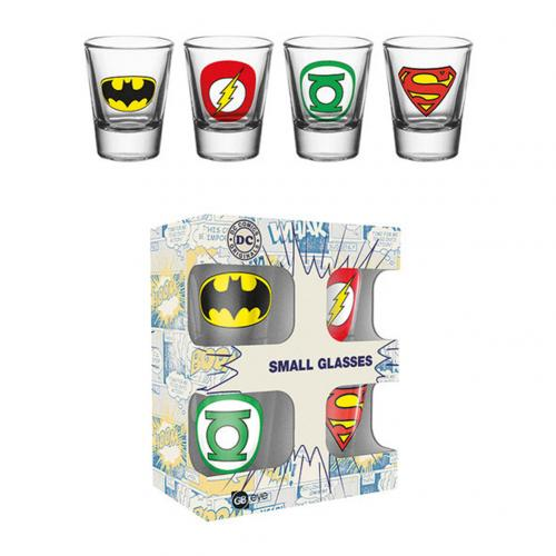 Glas Superhelden DC Comics 227219