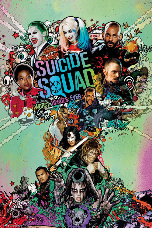 Poster Suicide Squad 227259