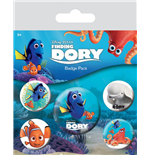 Brosche Finding Dory 227288