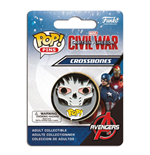 Captain America Civil War POP! Pins Ansteck-Button Crossbones