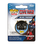 Captain America Civil War POP! Pins Ansteck-Button Black Panther