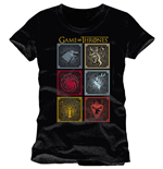 T-Shirt Game of Thrones  227394