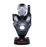Captain America Civil War Büste 1/6 War Machine Mark III 11 cm