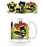 Justice League Tasse Chibi Batman Comic
