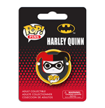 DC Comics POP! Pins Ansteck-Button Harley Quinn