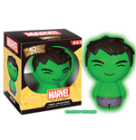 Marvel Vinyl Sugar Dorbz Serie 1 Vinyl Figur Hulk Glow In The Dark 8 cm