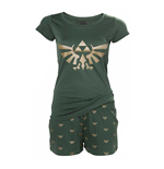 Schlafanzughose The Legend of Zelda Hyrule Royal Crest - XXL