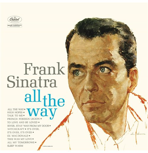 Vinyl Frank Sinatra - All The Way