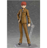 Fate/Stay Night Figma Actionfigur Shirou Emiya 2.0 15 cm