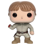 Star Wars POP! Vinyl Wackelkopf-Figur Luke Skywalker (Bespin Encounter) 9 cm