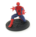 Ultimate Spider-Man Minifigur Spider-Man (Bent Down) 7 cm