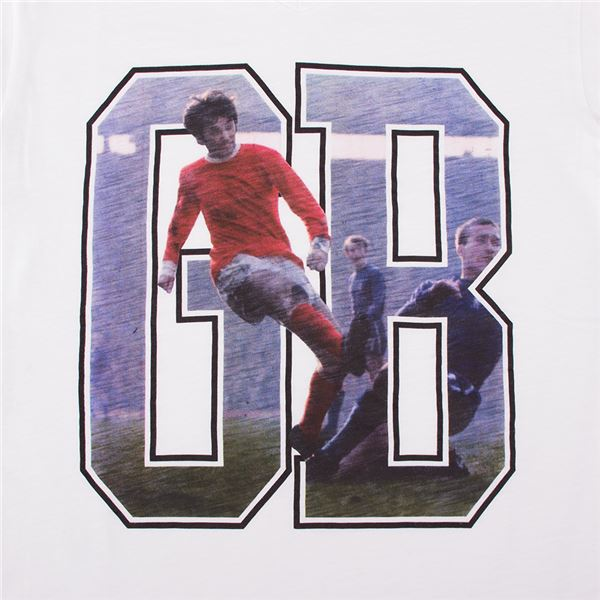 T-Shirt George Best GB