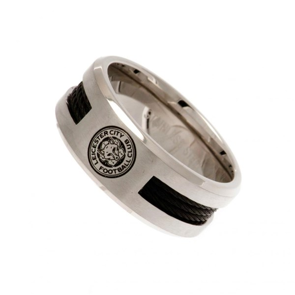Leicester City F.C. Ring - Größe L