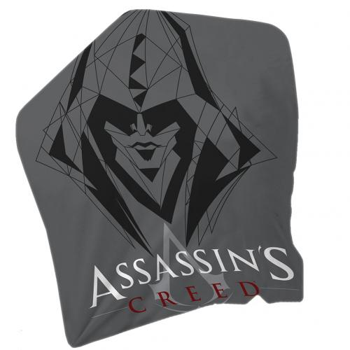 Fleece-Decke Assassins Creed