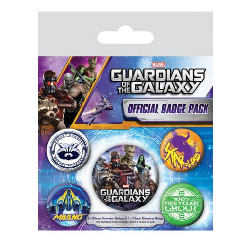 Brosche Guardians of the Galaxy 228934