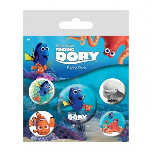 Brosche Finding Dory 228950