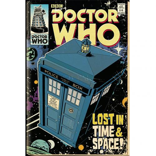 Poster Doctor Who  228963