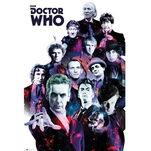 Poster Doctor Who Cosmos 220