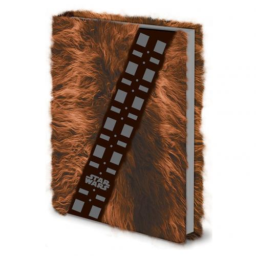 Notizblock Star Wars A5 Chewbacca