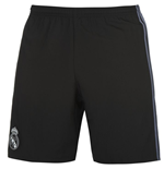Shorts Real Madrid 2016-2017 Third (Schwarz)