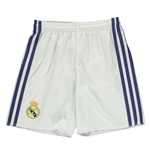 Shorts Real Madrid 2016-2017 Home (Weiss)