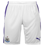 Shorts Newcastle 2016-2017 Third (Weiss)