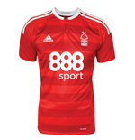 Trikot Nottingham Forest 2016-2017 Home