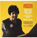 Vinyl Aretha Franklin - The Electrifying With 3 Bonus Tracks