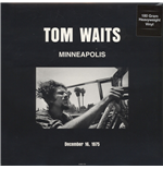 Vinyl Tom Waits - Live In Minneapolis  Mn December 16  1975 Kqrs Fm