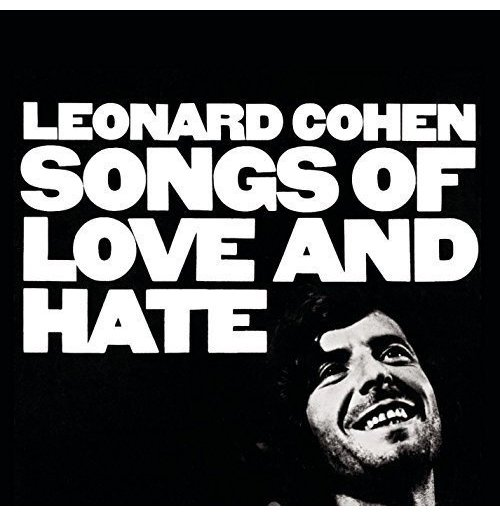 Vinyl Leonard Cohen - Songs Of Love And Hate