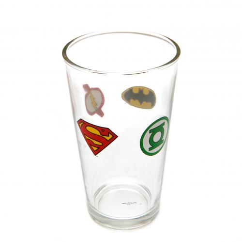 Glas Superhelden DC Comics 229864